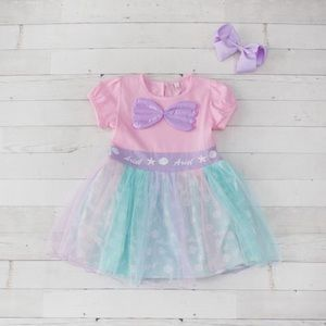 Other - Character Inspired Princess Ariel Boutique Dress